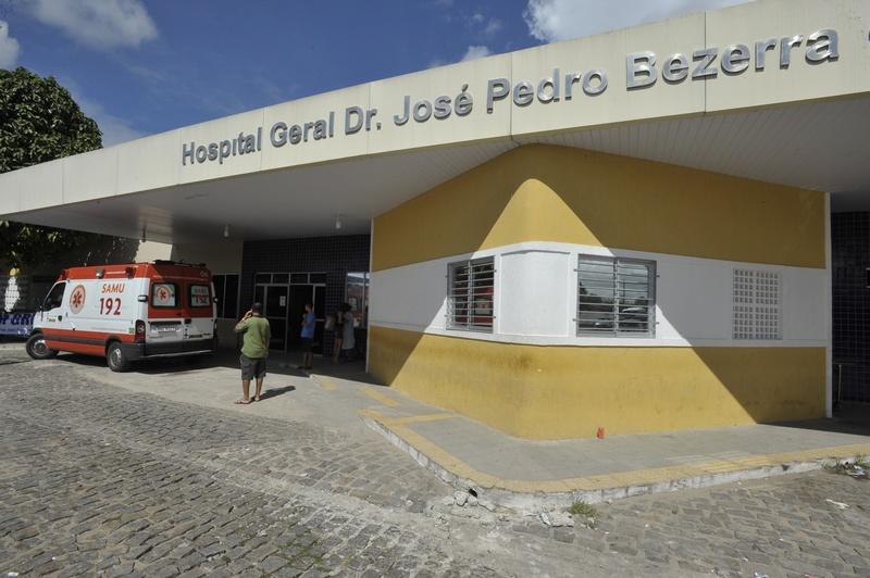 Resultado de imagem para hospital jose pedro bezerra