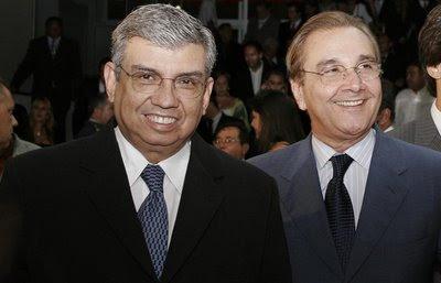 Resultado de imagem para senador José Agripino Maia e Garibaldi Alves Filho